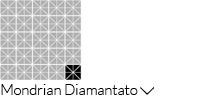 VICTORIA Mondrian diamantato