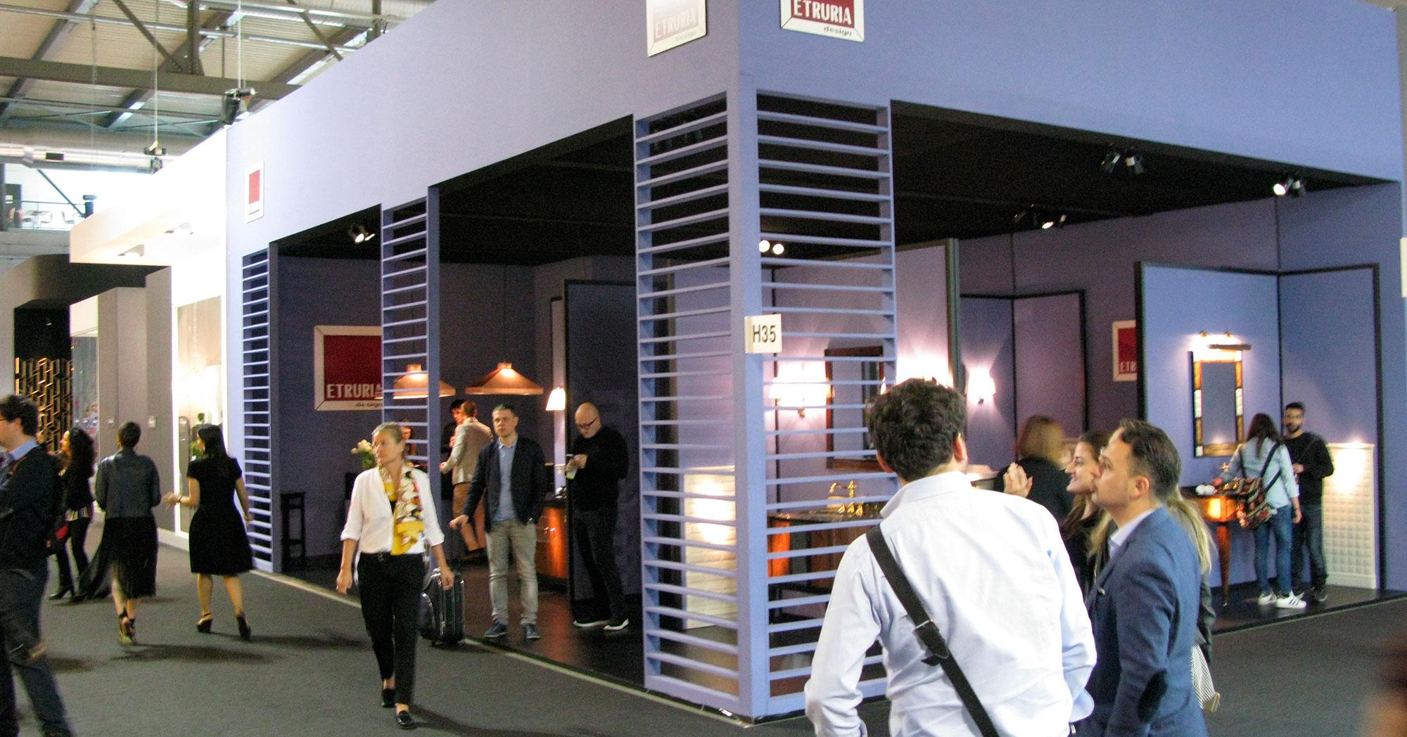 Salone del mobile milan etruria design for Fiera del mobile a bergamo