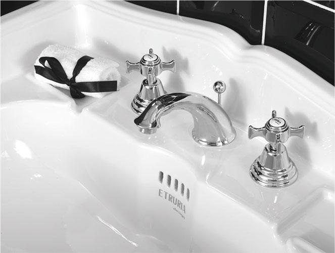 Modelli di rubinetti per un bagno di stile design mag