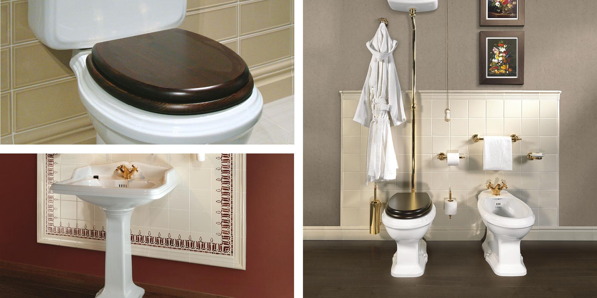 Sanitary Ware | Etruria Design
